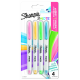 SET SHARPIE S-NOTE / 4 MARKERE COLORING