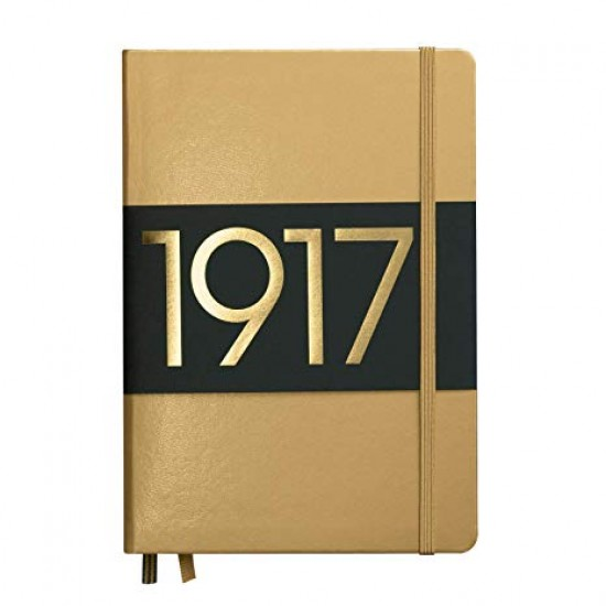NOTES LEUCHTTURM1917 A5 PUNCTAT HARDCOVER